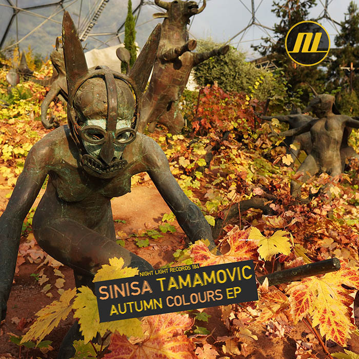 Sinisa Tamamovic Autumn Colours EP on Night Light Records