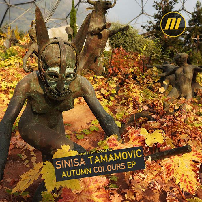 Sinisa Tamamovic Autumn Colours EP on Night Light Records