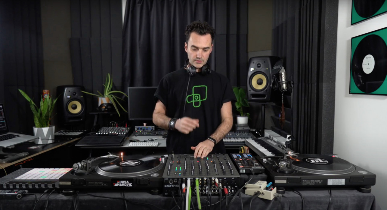 Tronic Thursdays with Sinisa Tamamovic - Live stream techno mix