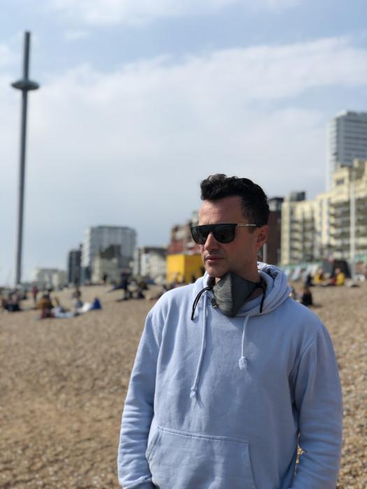 Sinisa Tamamovic DJ set at Decadance Radio, Brighton